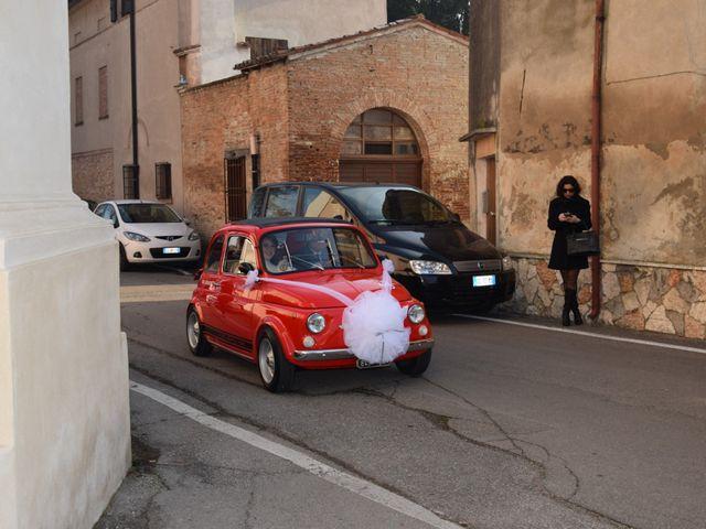 Il matrimonio di Samuele e Sara a Bagnolo San Vito, Mantova 8