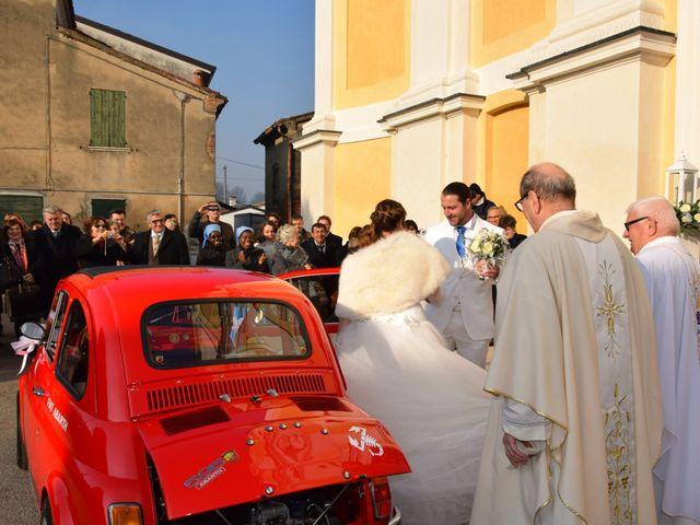 Il matrimonio di Samuele e Sara a Bagnolo San Vito, Mantova 53