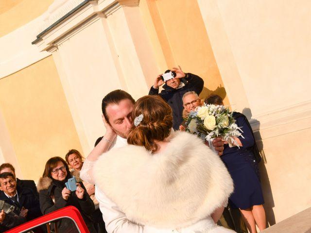 Il matrimonio di Samuele e Sara a Bagnolo San Vito, Mantova 55