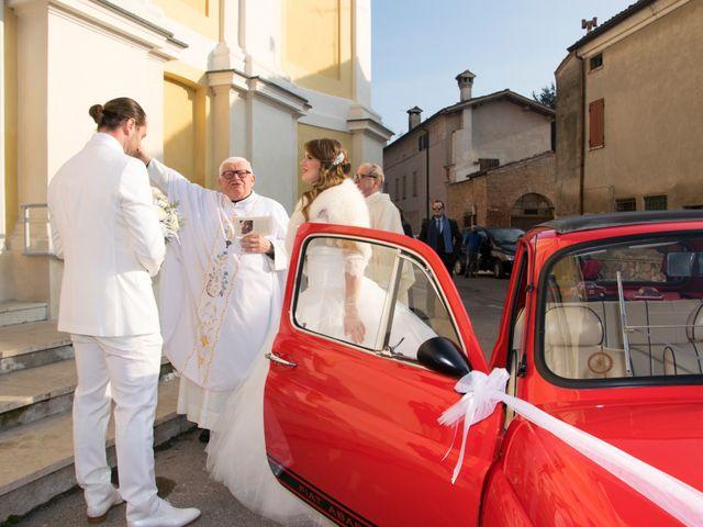 Il matrimonio di Samuele e Sara a Bagnolo San Vito, Mantova 57