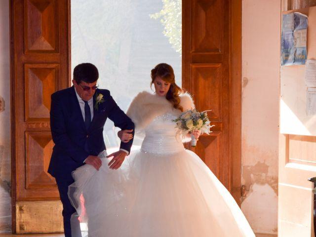 Il matrimonio di Samuele e Sara a Bagnolo San Vito, Mantova 62