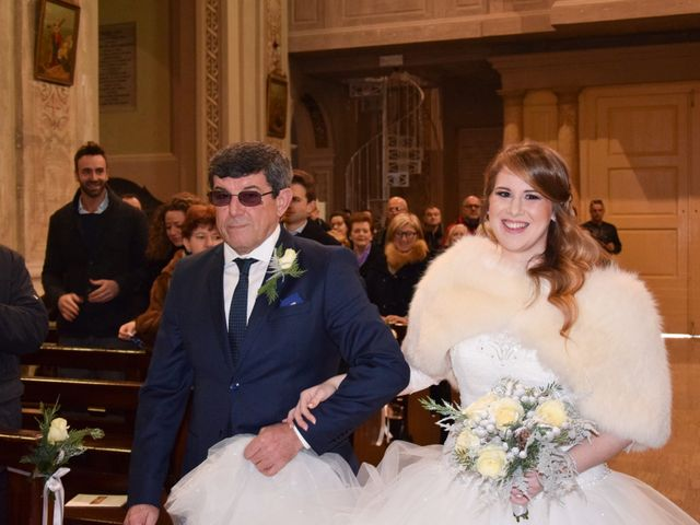 Il matrimonio di Samuele e Sara a Bagnolo San Vito, Mantova 10
