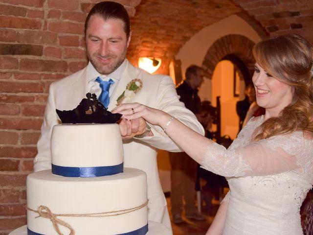 Il matrimonio di Samuele e Sara a Bagnolo San Vito, Mantova 46