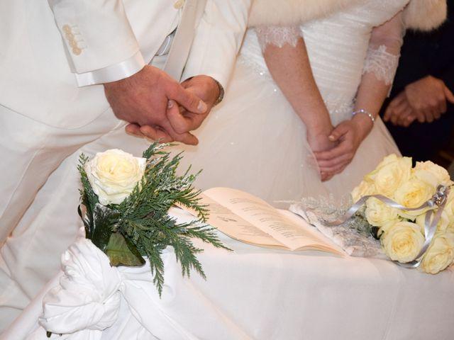 Il matrimonio di Samuele e Sara a Bagnolo San Vito, Mantova 14