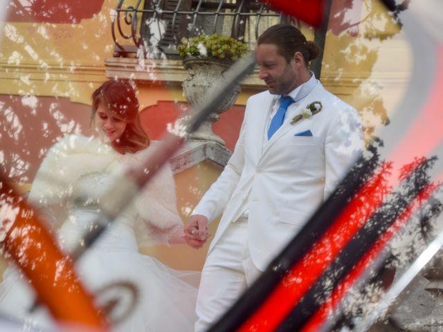 Il matrimonio di Samuele e Sara a Bagnolo San Vito, Mantova 51