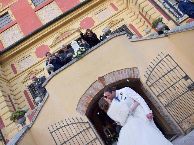 Il matrimonio di Samuele e Sara a Bagnolo San Vito, Mantova 56
