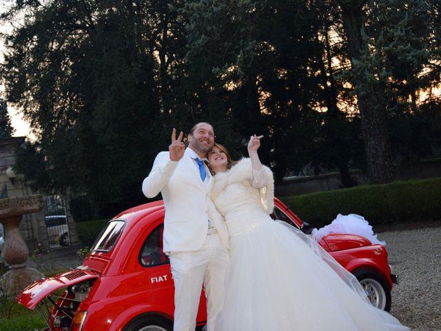 Il matrimonio di Samuele e Sara a Bagnolo San Vito, Mantova 54