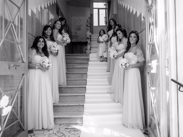 Il matrimonio di Antonio e Maria a Bacoli, Napoli 2