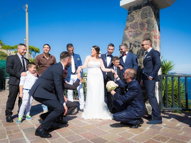 Il matrimonio di Antonio e Maria a Bacoli, Napoli 15