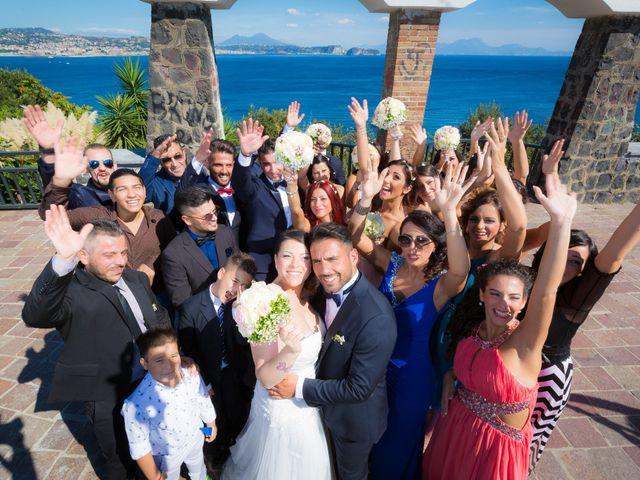 Il matrimonio di Antonio e Maria a Bacoli, Napoli 26