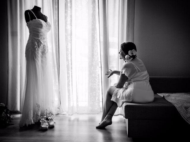 Il matrimonio di Antonio e Maria a Bacoli, Napoli 1