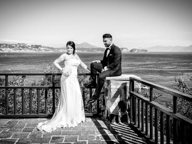 Il matrimonio di Antonio e Maria a Bacoli, Napoli 38
