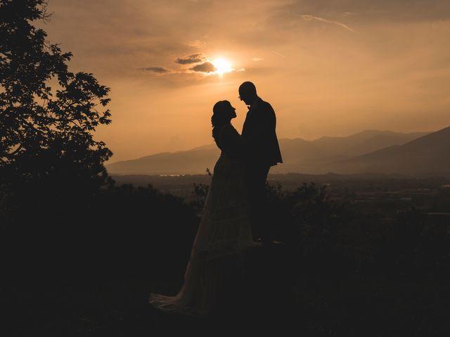 Le nozze di Natascia e Fabrizio