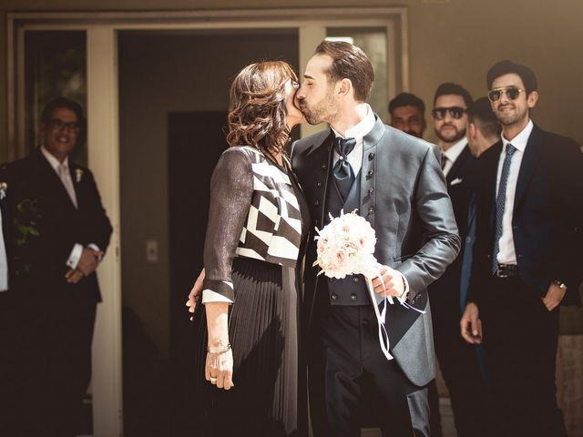 Il matrimonio di Marika e Giuseppe a Caltanissetta, Caltanissetta 47