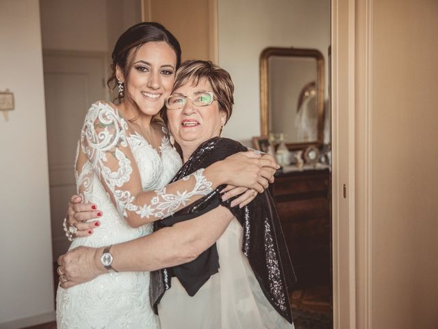 Il matrimonio di Marika e Giuseppe a Caltanissetta, Caltanissetta 89