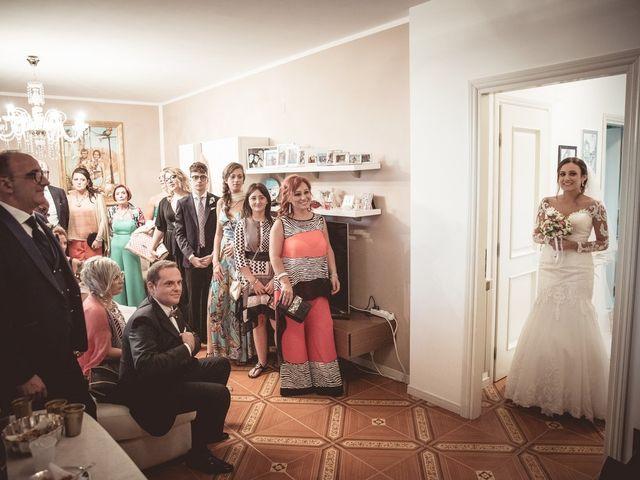 Il matrimonio di Marika e Giuseppe a Caltanissetta, Caltanissetta 110