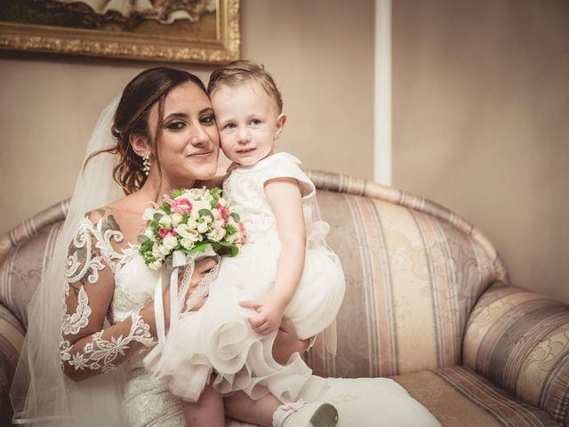 Il matrimonio di Marika e Giuseppe a Caltanissetta, Caltanissetta 111