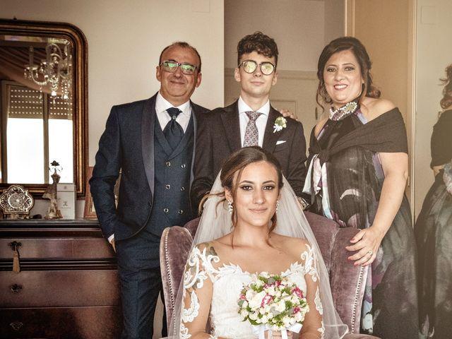 Il matrimonio di Marika e Giuseppe a Caltanissetta, Caltanissetta 112