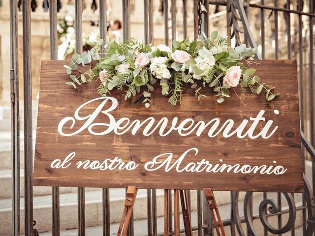 Il matrimonio di Marika e Giuseppe a Caltanissetta, Caltanissetta 115
