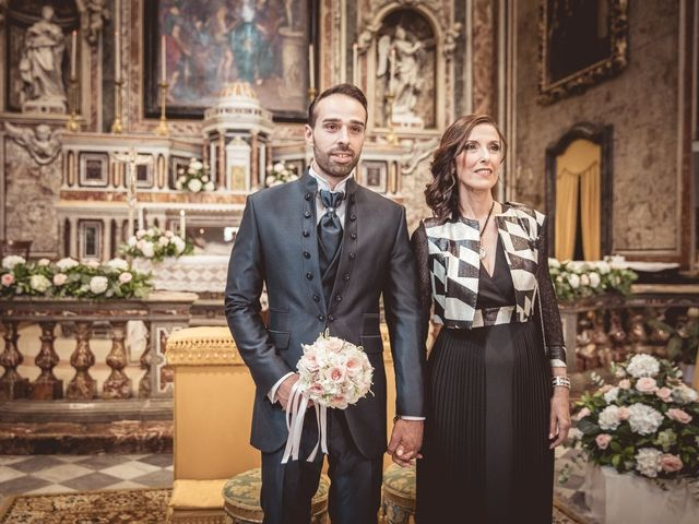 Il matrimonio di Marika e Giuseppe a Caltanissetta, Caltanissetta 117