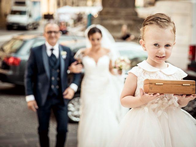 Il matrimonio di Marika e Giuseppe a Caltanissetta, Caltanissetta 118