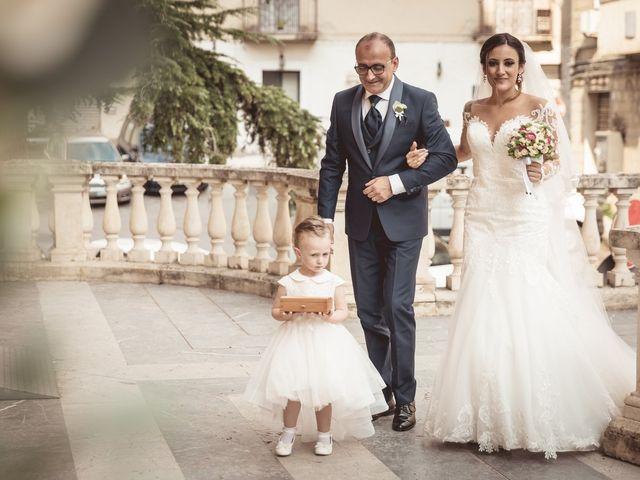 Il matrimonio di Marika e Giuseppe a Caltanissetta, Caltanissetta 119