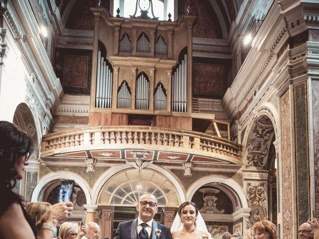 Il matrimonio di Marika e Giuseppe a Caltanissetta, Caltanissetta 120