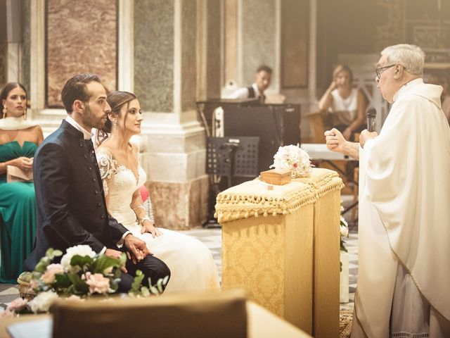 Il matrimonio di Marika e Giuseppe a Caltanissetta, Caltanissetta 122