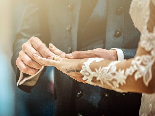 Il matrimonio di Marika e Giuseppe a Caltanissetta, Caltanissetta 124
