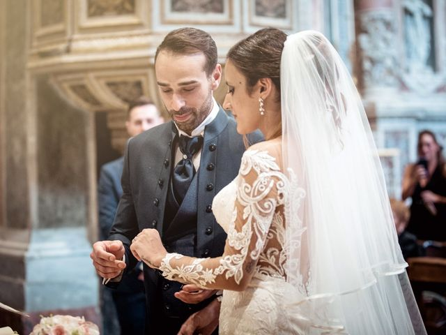Il matrimonio di Marika e Giuseppe a Caltanissetta, Caltanissetta 125