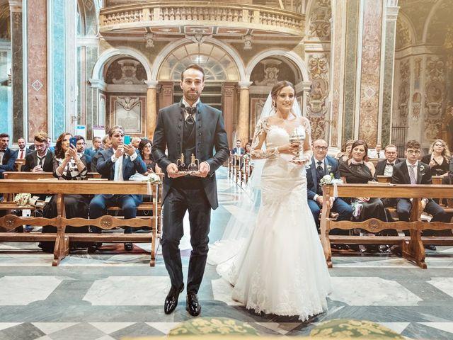 Il matrimonio di Marika e Giuseppe a Caltanissetta, Caltanissetta 131