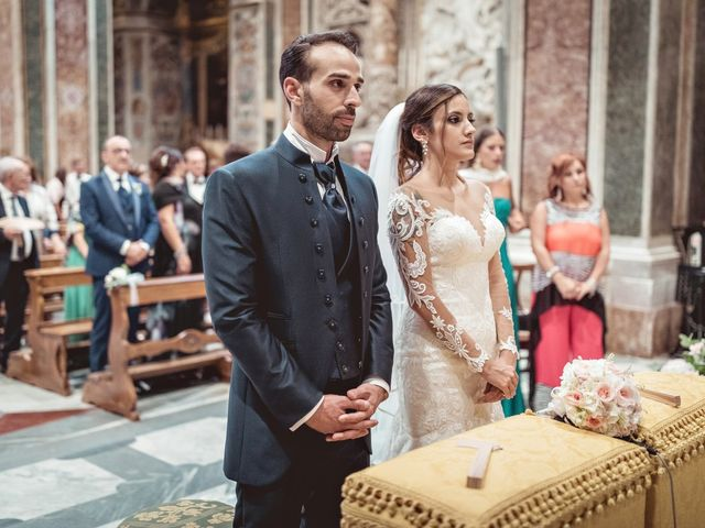 Il matrimonio di Marika e Giuseppe a Caltanissetta, Caltanissetta 132