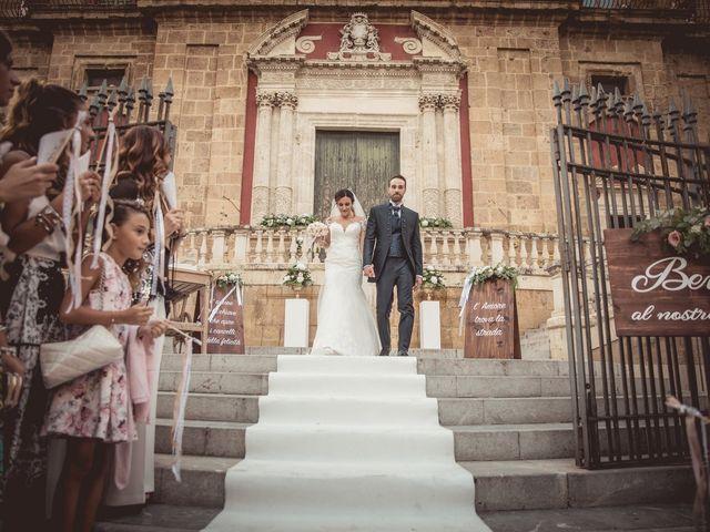 Il matrimonio di Marika e Giuseppe a Caltanissetta, Caltanissetta 138