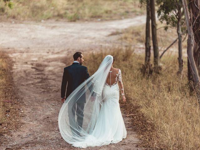 Il matrimonio di Marika e Giuseppe a Caltanissetta, Caltanissetta 145