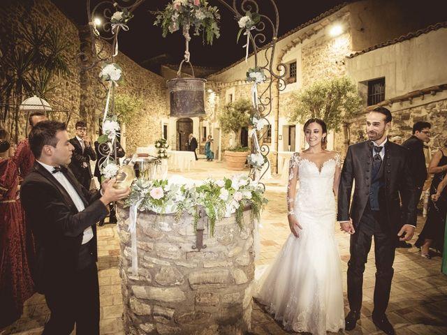 Il matrimonio di Marika e Giuseppe a Caltanissetta, Caltanissetta 154