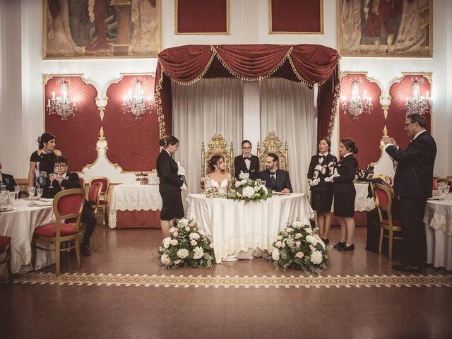 Il matrimonio di Marika e Giuseppe a Caltanissetta, Caltanissetta 162