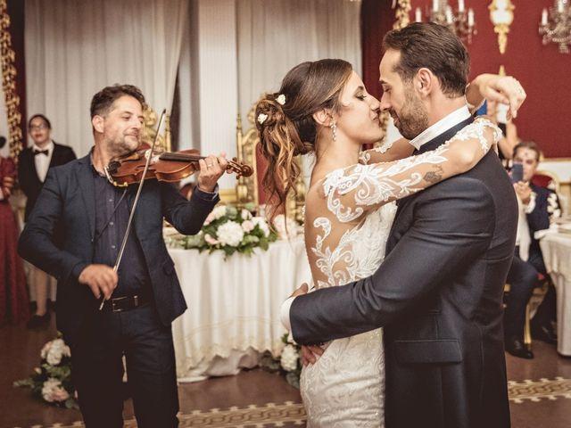 Il matrimonio di Marika e Giuseppe a Caltanissetta, Caltanissetta 171