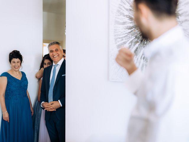 Il matrimonio di Thomas e Tahita a Balerna, Ticino 5