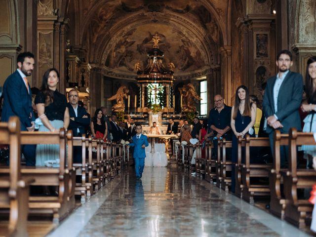 Il matrimonio di Thomas e Tahita a Balerna, Ticino 27