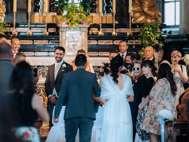 Il matrimonio di Thomas e Tahita a Balerna, Ticino 31