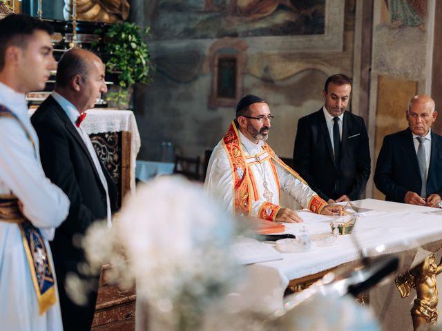 Il matrimonio di Thomas e Tahita a Balerna, Ticino 32