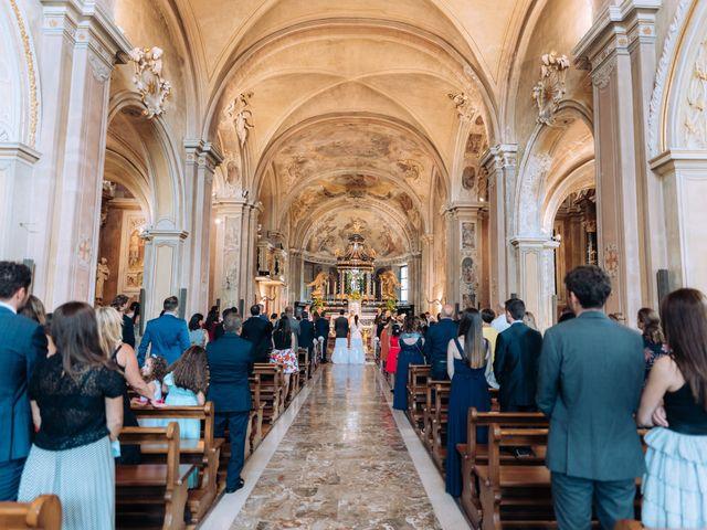 Il matrimonio di Thomas e Tahita a Balerna, Ticino 36