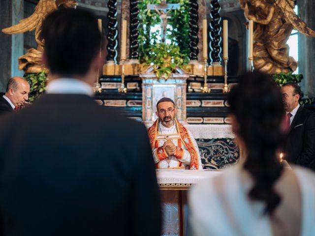 Il matrimonio di Thomas e Tahita a Balerna, Ticino 37