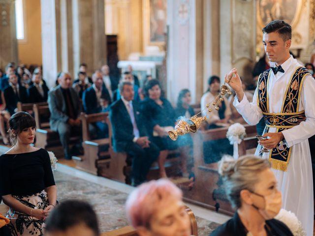 Il matrimonio di Thomas e Tahita a Balerna, Ticino 39