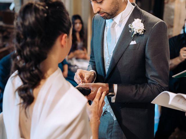 Il matrimonio di Thomas e Tahita a Balerna, Ticino 42