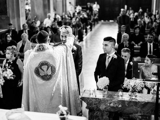 Il matrimonio di Thomas e Tahita a Balerna, Ticino 45