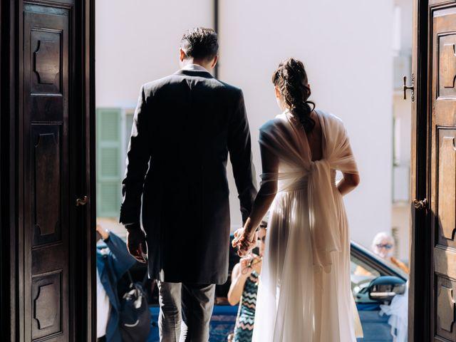 Il matrimonio di Thomas e Tahita a Balerna, Ticino 48