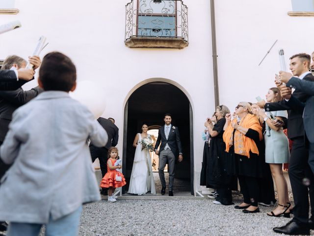 Il matrimonio di Thomas e Tahita a Balerna, Ticino 52