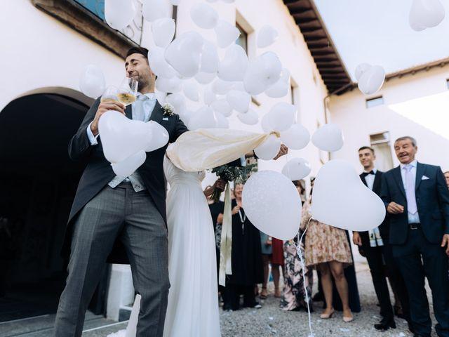 Il matrimonio di Thomas e Tahita a Balerna, Ticino 60