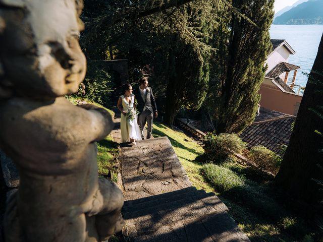 Il matrimonio di Thomas e Tahita a Balerna, Ticino 63
